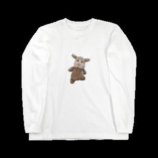ncncccncのキメこた Long sleeve T-shirts
