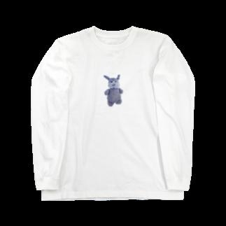 ncncccncの耳たちこた Long sleeve T-shirts