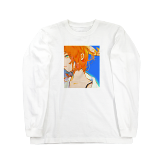 あまつ*の夏 Long sleeve T-shirts