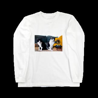 nogiku-designのNo.1 スポンキーさんリクエスト♪ Long sleeve T-shirts