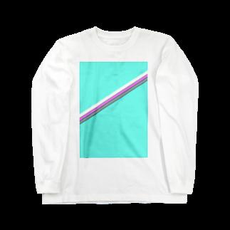 ◎さとうたまきらんど◎の鏡 Long sleeve T-shirts