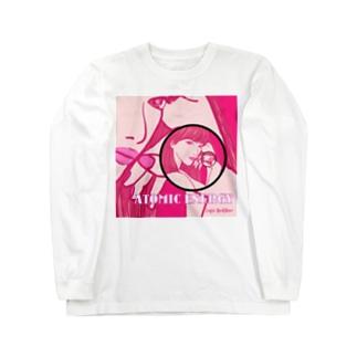 ATOMIC ENERGY  Long sleeve T-shirts