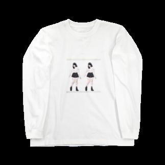 八重洲やえのうふ Long sleeve T-shirts