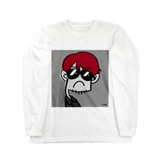 お前、リオタ・ナカムラやな。 Long sleeve T-shirts