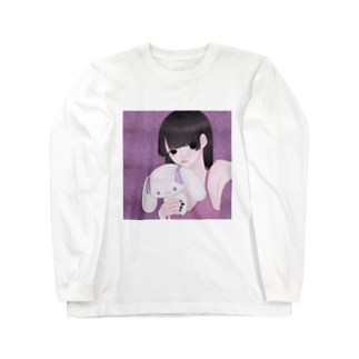 纈珠✝︎の✝︎♡ めるち ♡✝︎ (4) Long sleeve T-shirts
