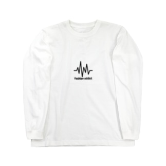fashion addict Long sleeve T-shirts