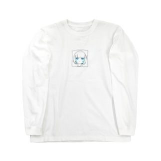 夏のあの子 Long sleeve T-shirts