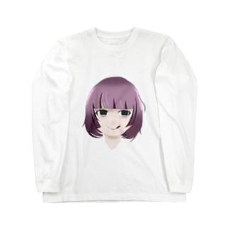 メンヘラちゃん Long sleeve T-shirts
