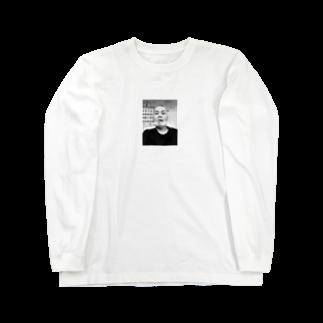 122_osx__のハゲ Long sleeve T-shirts