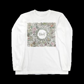 hitomin311のhappy Long sleeve T-shirts