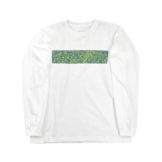 ぎっしり Long sleeve T-shirts