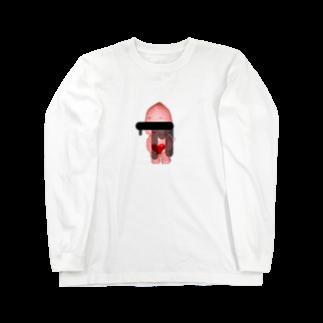 toku109yuのanonymous Long sleeve T-shirts