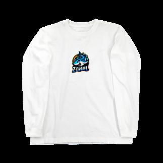 Zeruel_shopのZeruel_item Long sleeve T-shirts