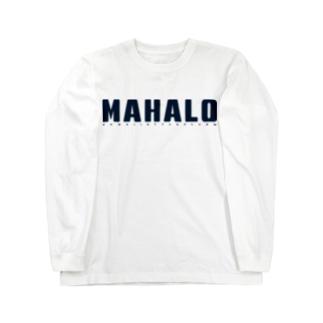 Just MAHALO Long sleeve T-shirts