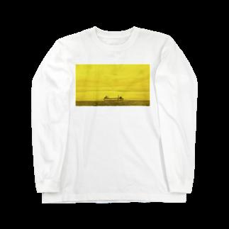 FahrenheitのShip yellow Long sleeve T-shirts