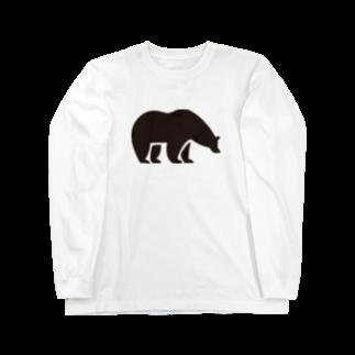 BASE-CAMPのBASE BEAR 01 Long sleeve T-shirts