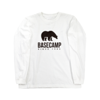 BASE-CAMPのBASE BEAR 02 Long sleeve T-shirts