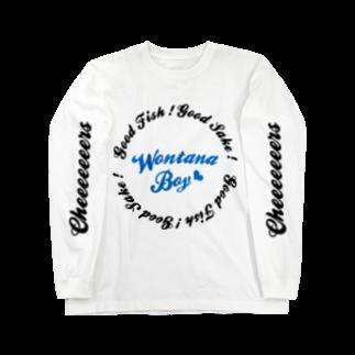 CharnのWONTANA BOY Long sleeve T-shirts