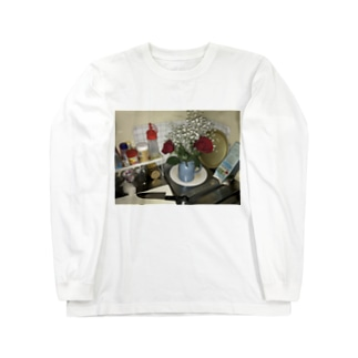 was namamono Long sleeve T-shirts