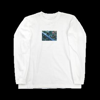 mitsukoの花Tシャツ Long sleeve T-shirts