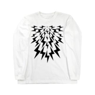 ほとばしる★イナズマ Long sleeve T-shirts