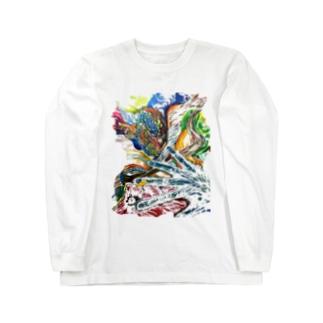 エネルギー Long sleeve T-shirts