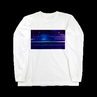 si_ma99のamp Long sleeve T-shirts
