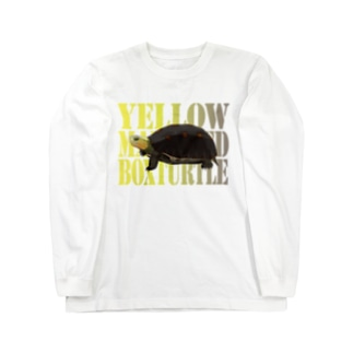 セマルハコガメさん Long sleeve T-shirts