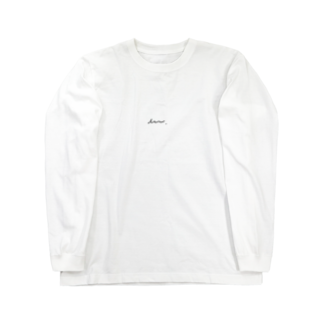yumiheのin. Long sleeve T-shirts