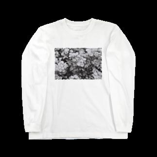 kio photo worksのflowers  Long sleeve T-shirts
