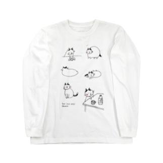 そよそよデー Long sleeve T-shirts