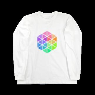 Seitaroの@Seitaroのアイコン Long sleeve T-shirts