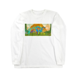 さうるす Long sleeve T-shirts