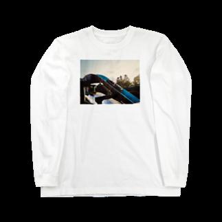 sushi92のtwins Long sleeve T-shirts