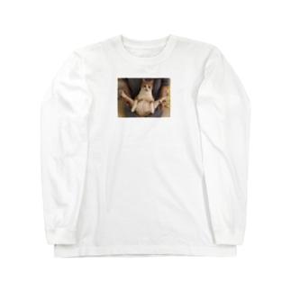 イカリシンタ Long sleeve T-shirts