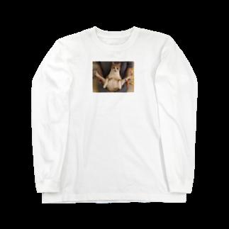 minminmikotanのイカリシンタ Long sleeve T-shirts