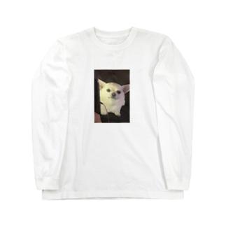 チワワチワワ Long sleeve T-shirts
