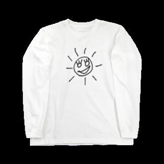 KAIT0のSanSan太陽サン🌞 Long sleeve T-shirts
