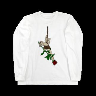 tiki_tha_banquetのHANG Long sleeve T-shirts