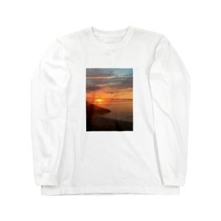 わわわ Long sleeve T-shirts
