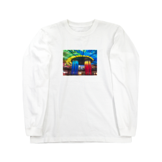 aoyoのバエ Long sleeve T-shirts