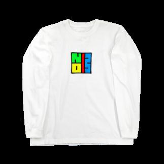 HazeのNo13 Long sleeve T-shirts