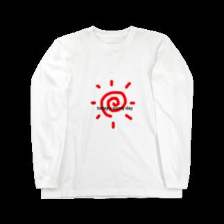 patakohaのtoday's sunny day  Long sleeve T-shirts