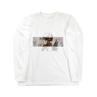higuのオンナのコ Long sleeve T-shirts