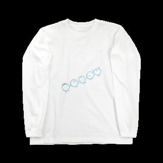TarutaruArtFriendsのGorone Long sleeve T-shirts