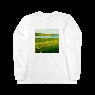 uz_mz_の自分用 Long sleeve T-shirts