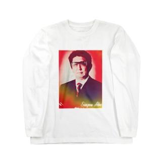 Sinzou Abe  Long sleeve T-shirts