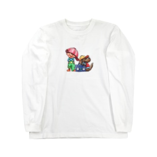 AIBOU Long sleeve T-shirts