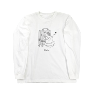 海外旅行 Long sleeve T-shirts