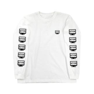 KiTaYaMa Long sleeve T-shirts